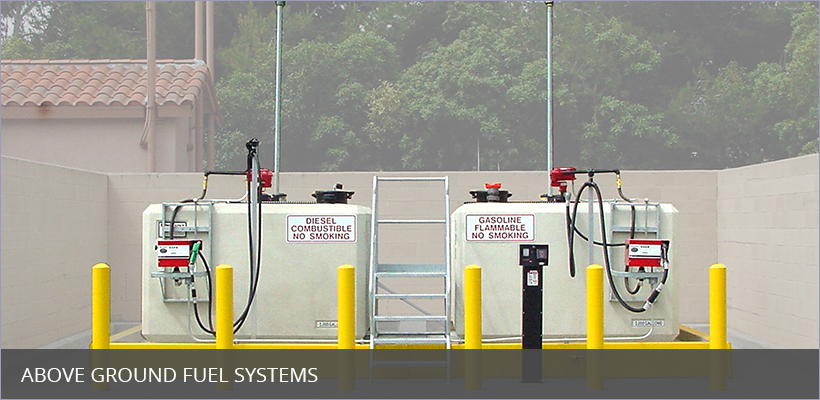 Ground Fuel Systems
