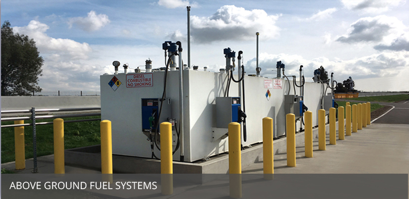 Above Ground Fuel Systems