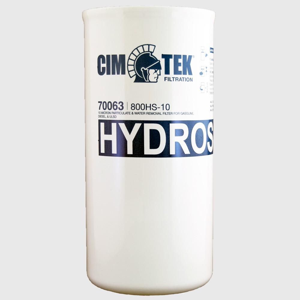 Cim-Tek 10 Micron 40 GPM Filter - 70063 (800HS-10)