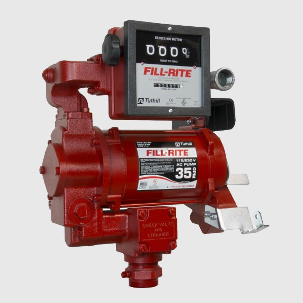 Fill-Rite 115/230 VAC Pump - FR311VN