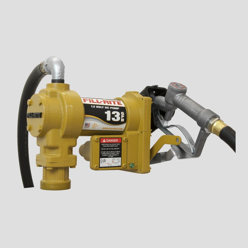 Fill-Rite 12 VDC Pump - SD1202G