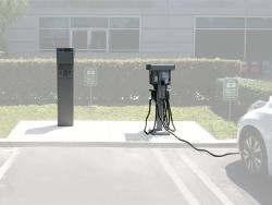 American Honda - Electric Charging Station