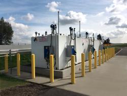 Porsche Experience Center - Fuel System