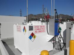 Quinn Sylmar - Fuel System