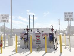 Sunstate Colton - Fuel System